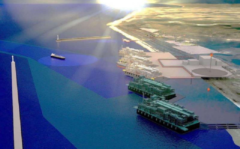 Согласован проект строительства СПГ-терминала «Утренний»