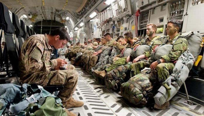 США отправляют на Ближний Восток дополнительно 1000 американских военнослужащих
