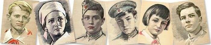 Немцы перевернули тело и не поверили своим глазам – перед ними лежал ребёнок, на вид лет десяти
