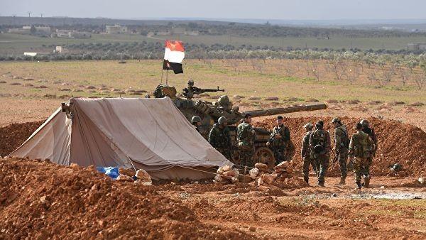 Сирийская армия отбила две массированные атаки американских наёмников в Хаме
