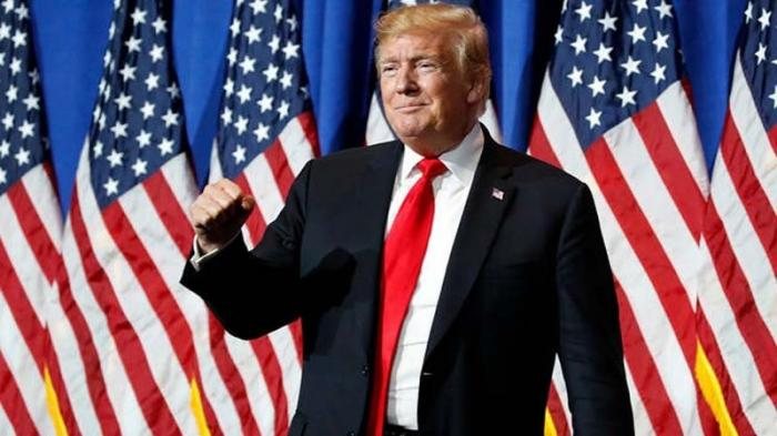 Дональд Трамп объявил о символическом начале своей новой президентской кампании