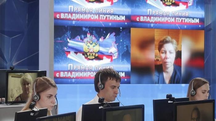 Прямая линия с Владимиром Путиным: президент 17-й раз ответит на вопросы россиян