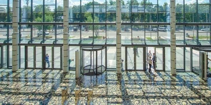 В Лужниках открылся Дворец гимнастики