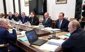 Путин провёл совещание по подготовке специальной программы «Прямая линия с Владимиром Путиным»