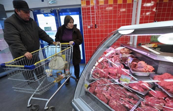 Россия ввела запрет на импорт мяса из Молдавии