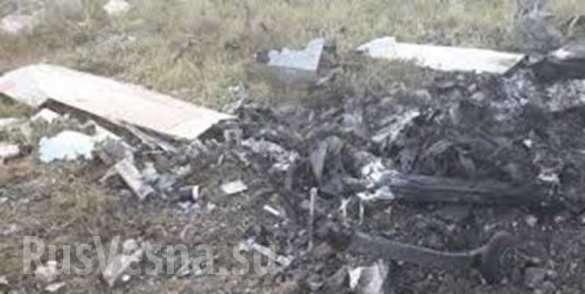 В Иране сбит стратегический беспилотник США Global Hawk | Русская весна