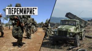 Сирия: наступление наёмников в Хаме обернулось катастрофой