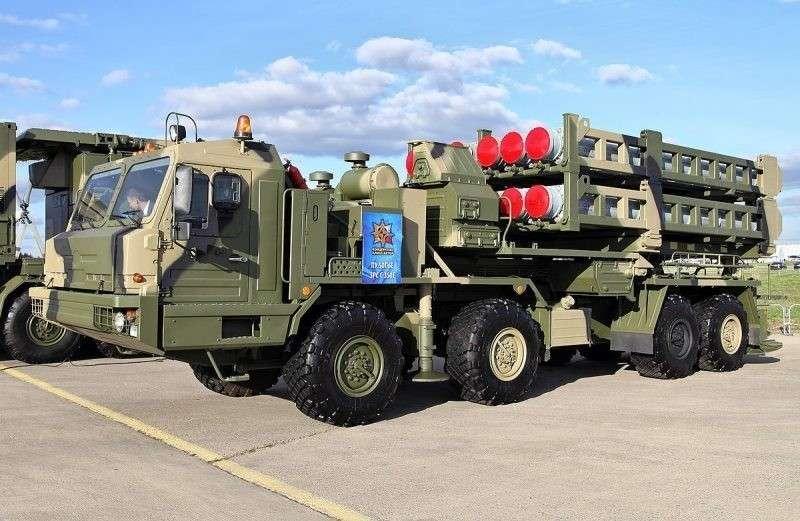 Небесный «Витязь»: МО заявил о завершении разработки ЗРС С-350