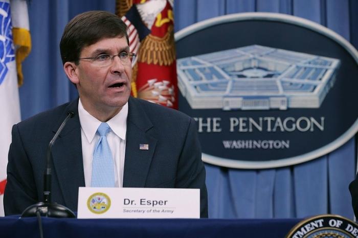 Эспер во главе Пентагона – это дурной знак для Китая