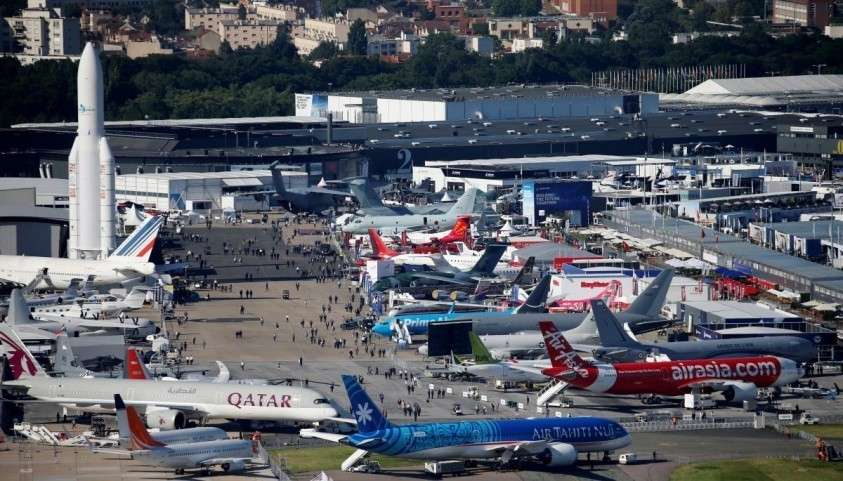 Авиасалон Ле Бурже 2019: выставка пластмассовых мечтаний