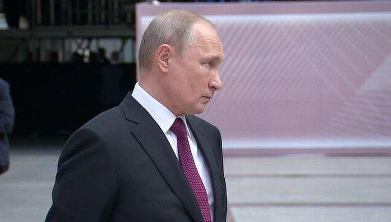 Путин о расследовании по