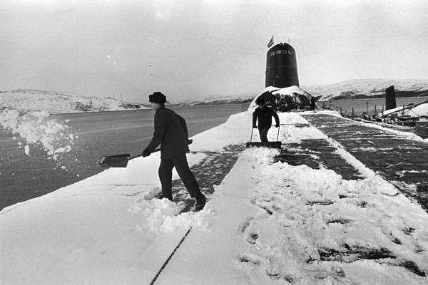 Северный флот России испытал самую большую в мире подводную лодку