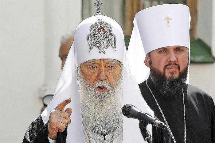 Филарет-Денисенко пошёл против Порошенко ради денег и власти