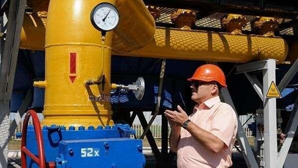 Газокомпрессорная станция в Харьковской области