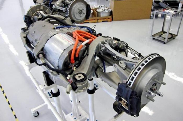 ВРоссии создали прорывной электродвигатель без постоянных магнитов