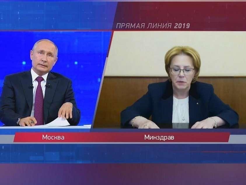 Сумеет ли Президент Путин одолеть медицинскую мафию?
