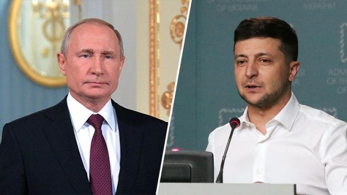 Депутат Верховной Рады Украины заявил о подготовке командой Зеленского встречи с Путиным