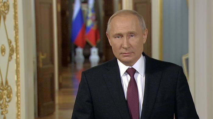 Обращение Владимира Путина к выпускникам российских школ