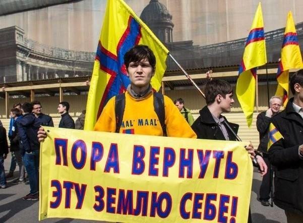 «Разделяй и властвуй»: как протест стал геополитическим оружием против России