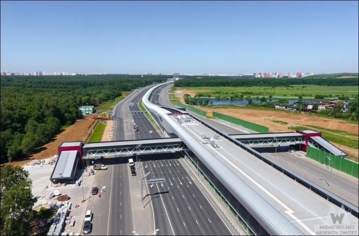 ВМоскве открылись 4 новых станции Сокольнической линии метро