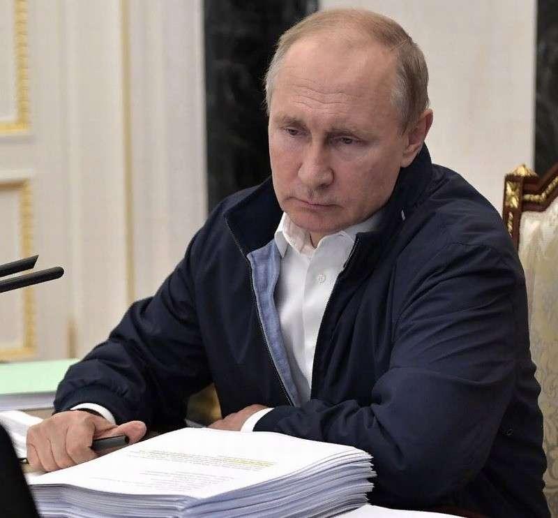 Ай да Путин! Ай да... молодец! Восхищаюсь и горжусь своим президентом!