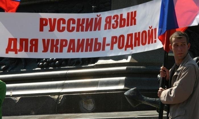 В Киеве наступила «оттепель» – люди без страха говорят на русском