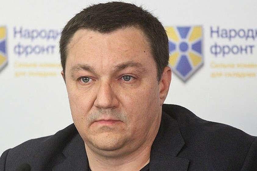 Дмитрий Тымчук – один из идеологов Майдана