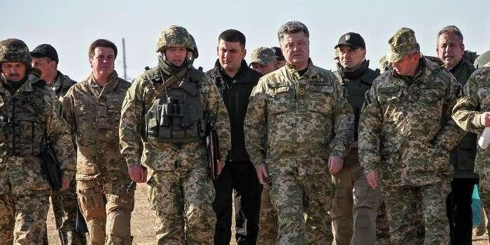 Киев при поддержке Запада на днях ударит по Донецку