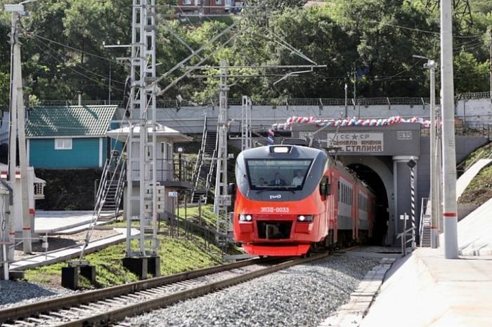 Во Владивостоке торжественно открыли тоннель имени Сталина
