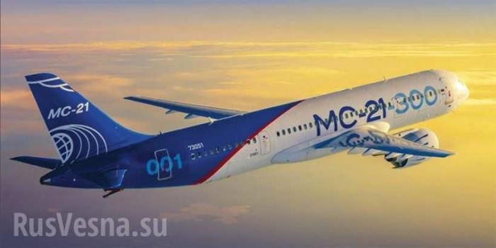 Создание лайнера МС-21день заднём. Зрелищные кадры