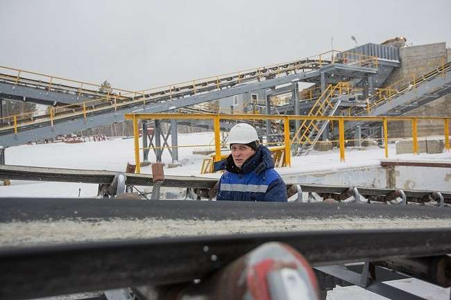 Новая золоторудная фабрика запущена в работу в Приамурье