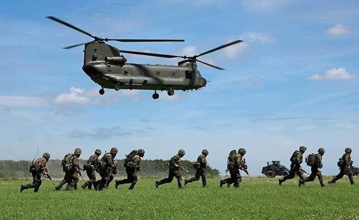 Спецназ Британии летит бороться с русскими «маленькими зелеными человечками». Чем это закончится?