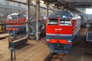 «Лугансктепловоз» наладил выпуск локомотивов для РЖД
