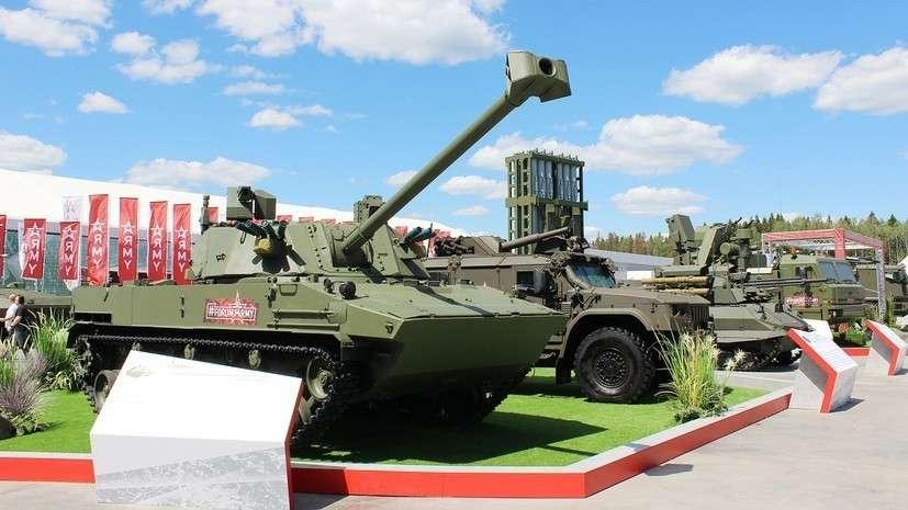 Армия-2019: «Лотос», «Витязь» и арктический – новинки международного форума