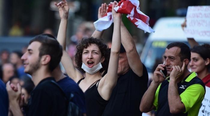 Русофобия обойдётся Грузии больше чем в 750 миллионов долларов