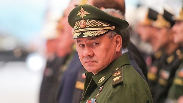 Шойгу заявил о желании Запада подчинить себе Россию и весь мир