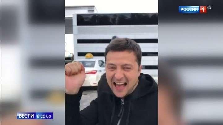 Зеленский танцует для Коломойского: на Украине началась война компроматов