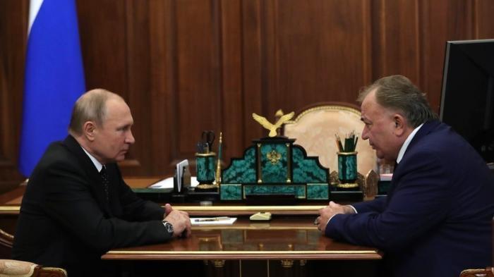 Махмуда-Али Калиматова назначили ВРИО главы Ингушетии
