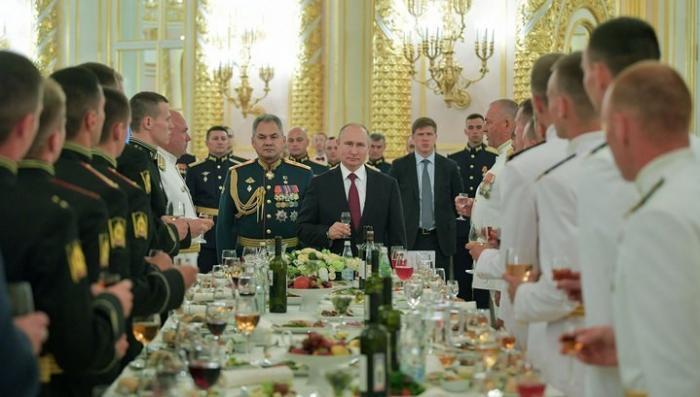 Владимир Путин: «Кинжал», «Сармат» и «Посейдон» должны быть в надёжных, умелых руках