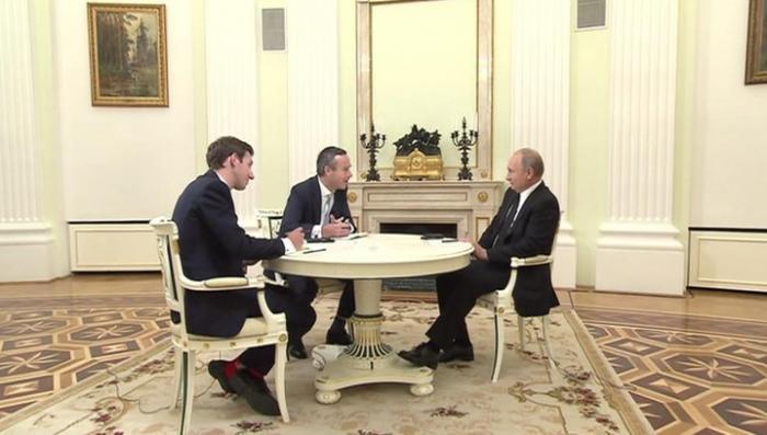 Владимир Путин думает о своём преемнике уже 19 лет
