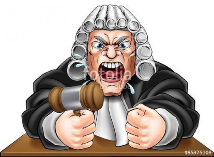 Верховный суд не вернул мантию судье без образования