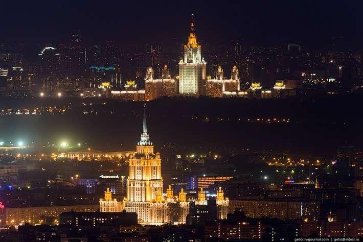 Москва свысоты. 2014