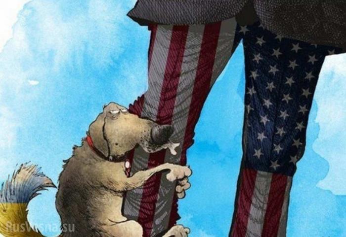 Прозрение вУкраине: «Америка плевать нанас хотела»