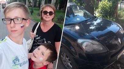 В Волгограде у матери двоих детей банковские крысы отсудили машину по чужому долгу