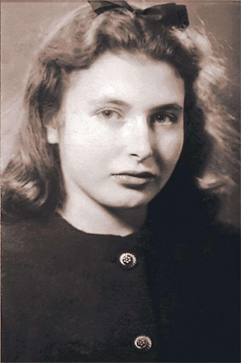 ...и жертва – дочь посла Нина Уманская. Фото: Архив Александра ТЕРЕХОВА