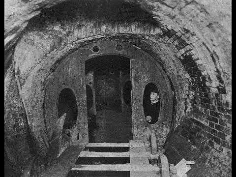 Древнее метро в Нью-Йорке и Париже – это реальность, у которой есть подтверждения