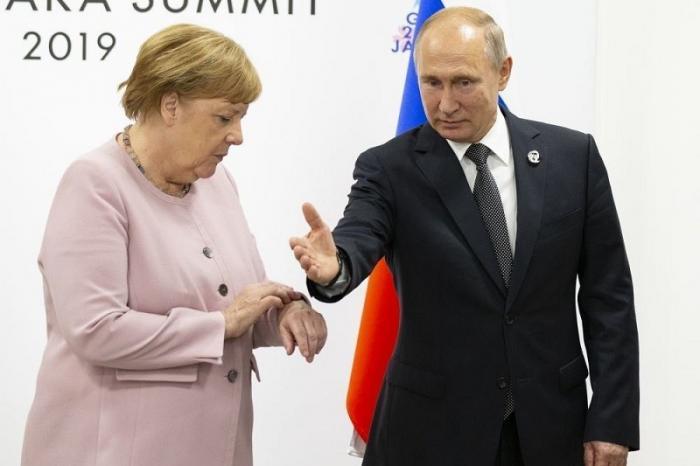 G20: Путин помог запутавшейся Меркель найти свое место