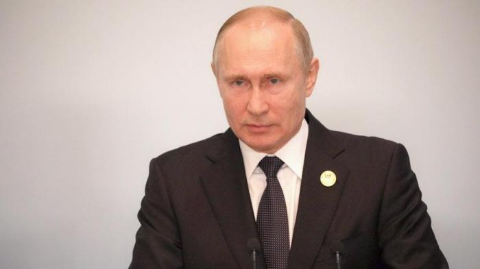 Владимир Путин обозначил главный внешнеполитический принцип России