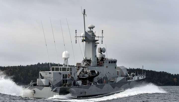 Разведслужбы Швеции признали российскую подлодку вымыслом