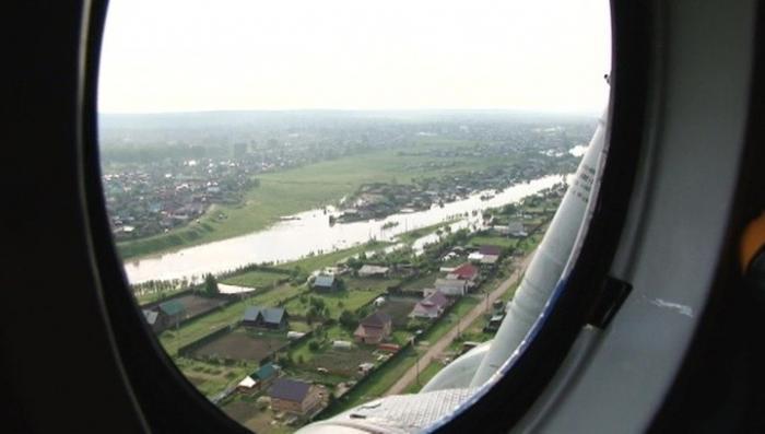 Президентом утверждён перечень мер помощи пострадавшим от паводка
